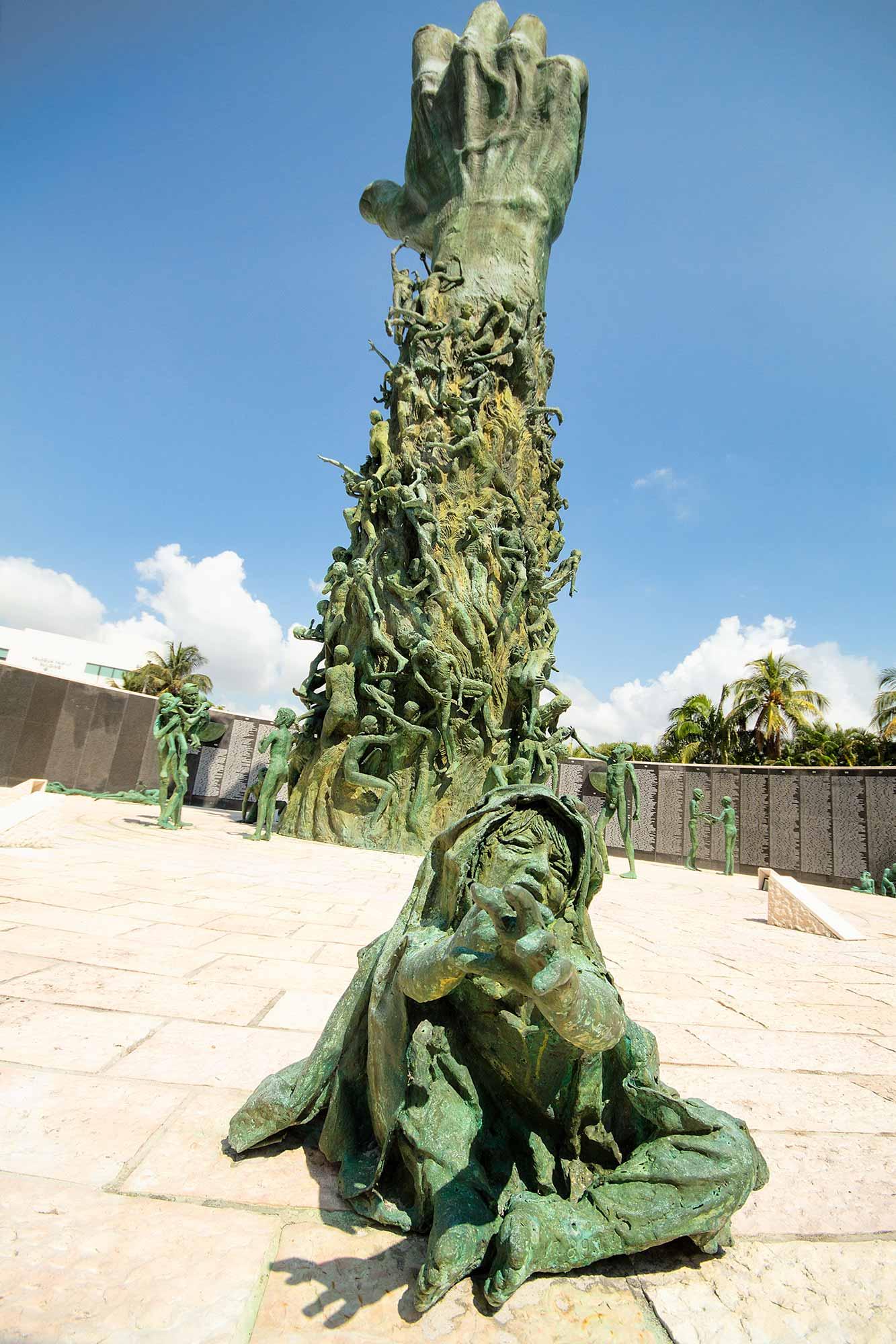 Miami Beach Holocaust Memorial Tour