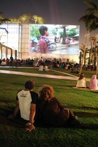 Free Concerts And Movies At Miami Beach Soundscape