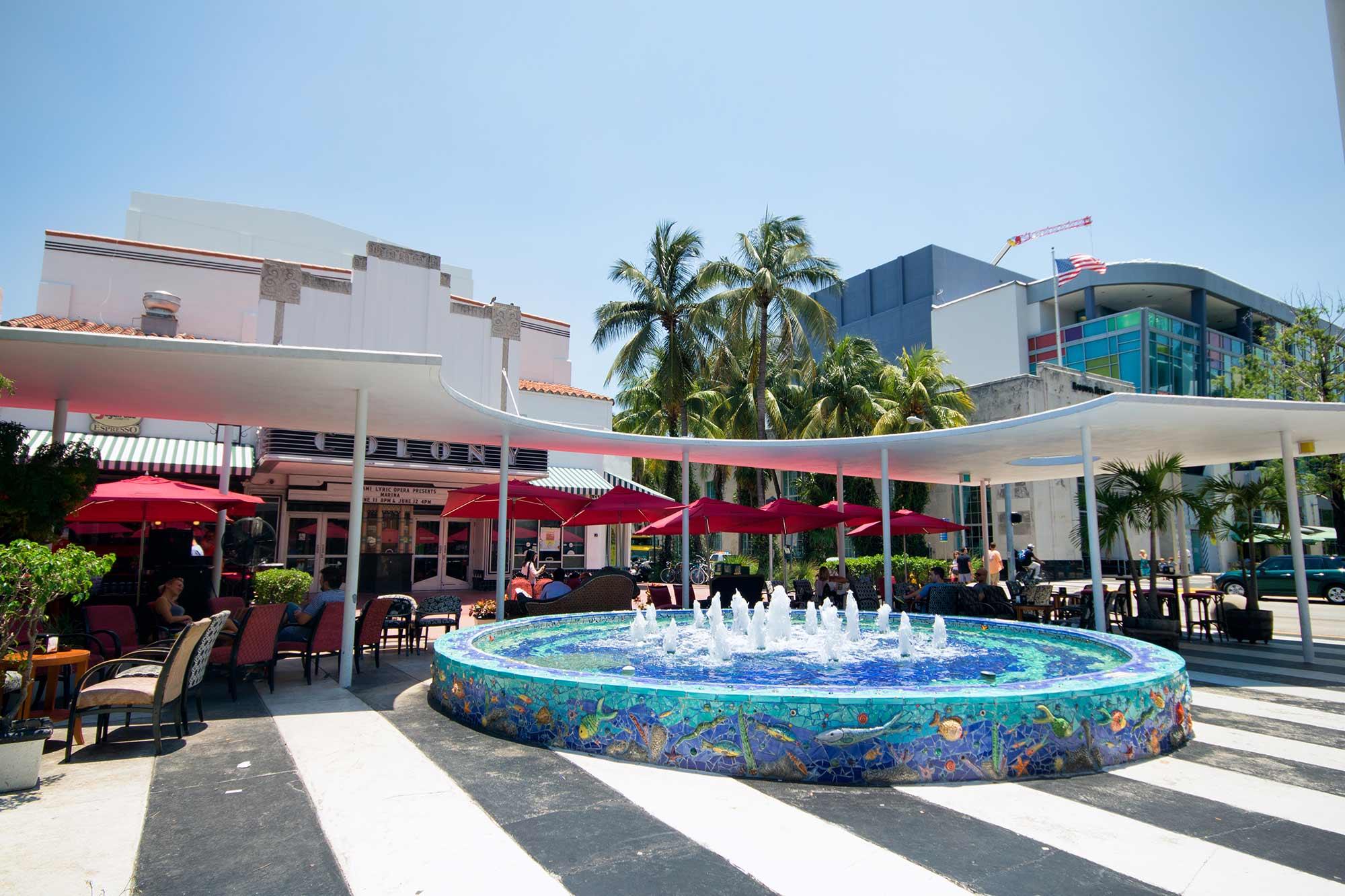 Lincoln Road South Beach Miami Restaurants